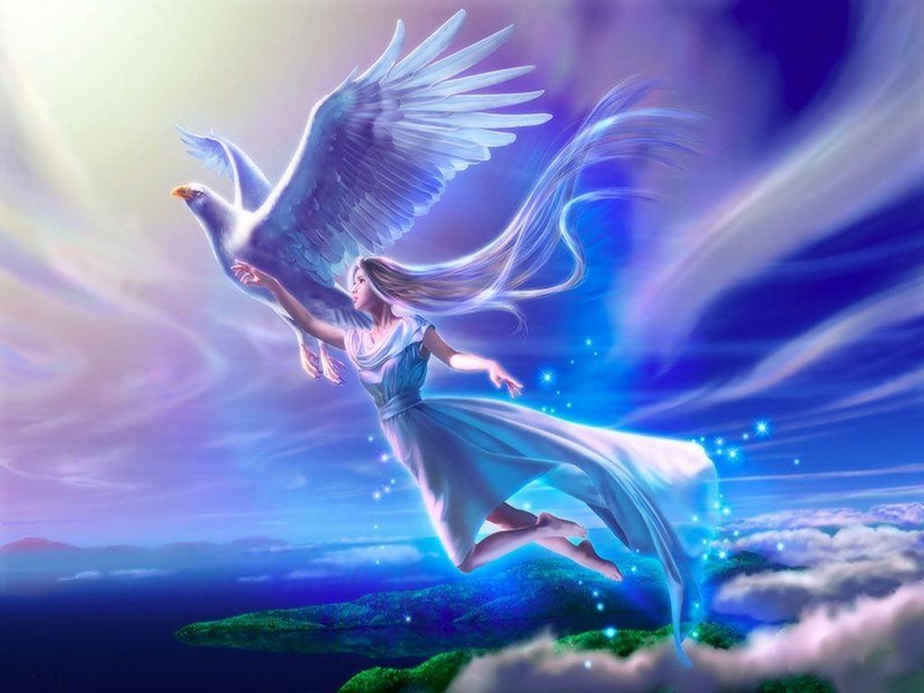 Если вы видите сами себя в роли ангела, это говорит о том, что близкие люди, родственники нуждаются в вашей помощи, поддержке, внимании.