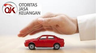 Asuransi Kendaraan di Awasi OJK