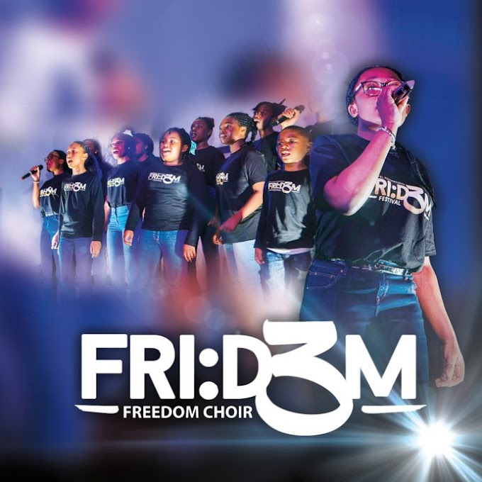 Fri:d3m Freedom Choir Live album is out now