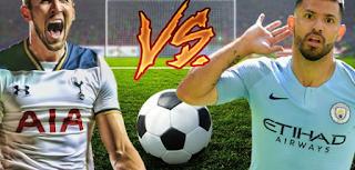 Prediksi Menjelang Live Streaming Tottenham vs Manchester City