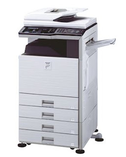 Sharp MX-2600N Printer Driver - Free Download