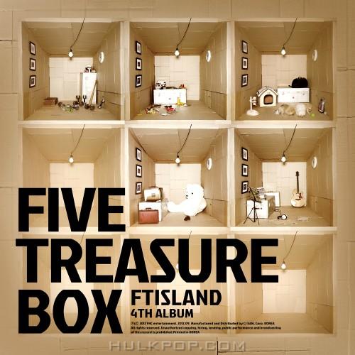 FTISLAND – FIVE TREASURE BOX (ITUNES PLUS AAC M4A)