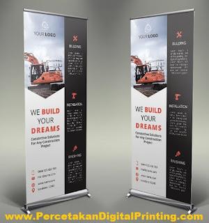 Jasa Percetakan Terdekat Spanduk Banner Umbul2 Bogor RancaBungur Murah Desain Gratis Free Ongkir