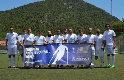Ελληνική εθνική ομάδα ακρωτηριασμένων ποδοσφαιριστών