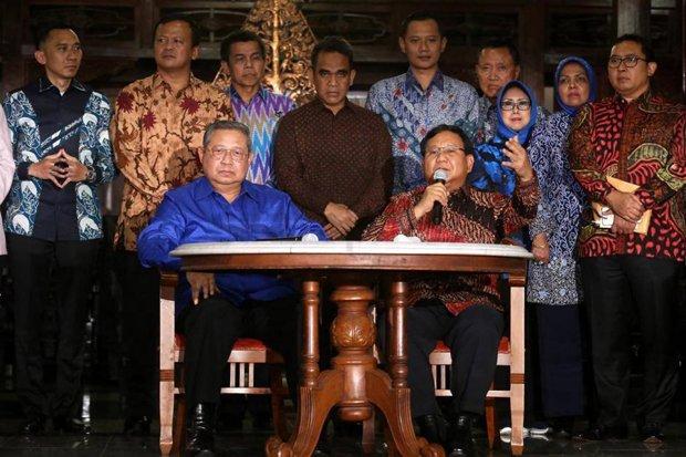 Menebak Stategi Politik PKS jika SBY-Prabowo Sepakat Koalisi