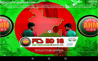 FTS BD 18 FINAL by AHM Apk + Data Obb