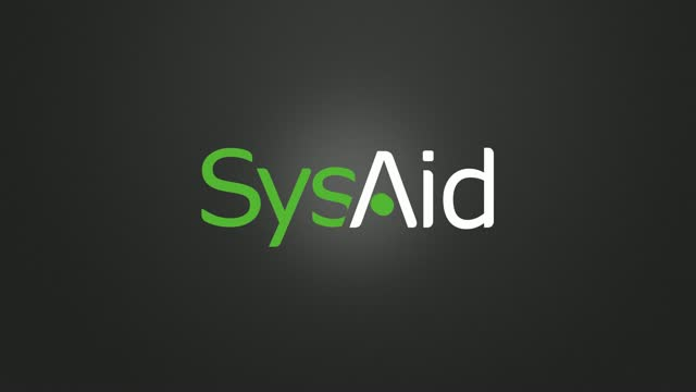 SysAid help desk software