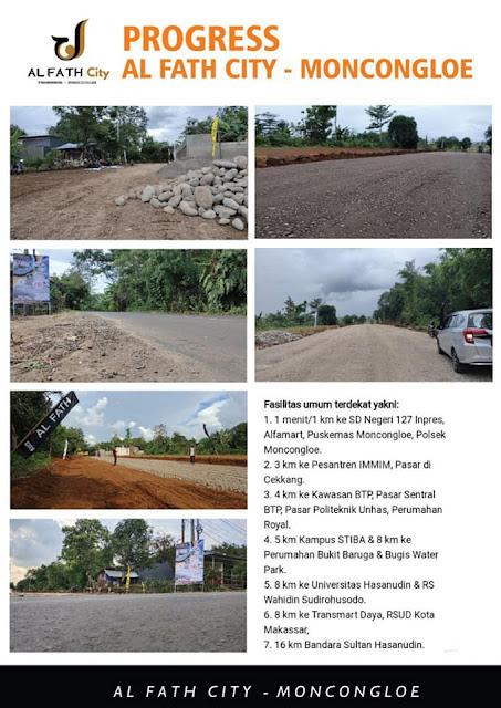 Al Fath City Moncongloe, Rumah , Tanah Kavling, Property Syariah, Sabran Property Syariah