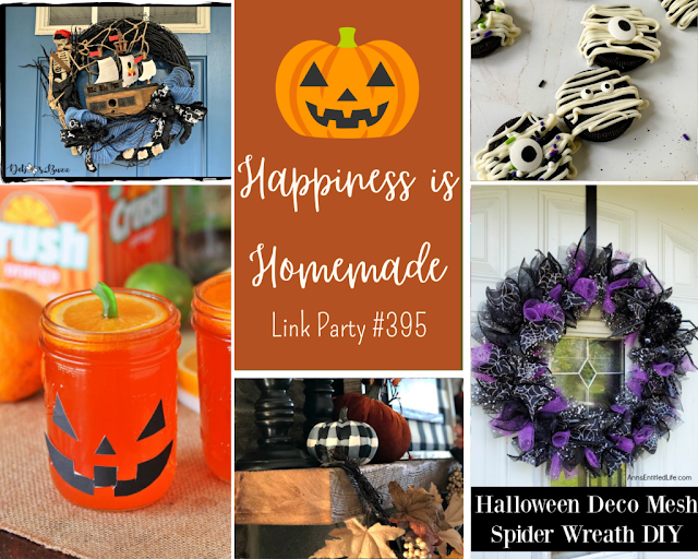 Happiness Is Homemade. Share NOW. #happinessishomemade, #linkyparty #eclecticredbarn #hih