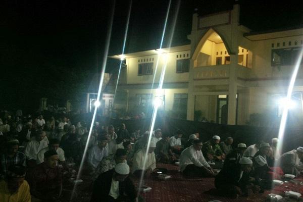 Yuk! Intip Dokumentasi Foto Pengajian Syiah di Jepara dalam Peringatan Kelahiran Imam Mahdi