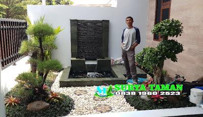 Tukang Kolam Minimalis di Pajajaran Bogor - SuryaTaman