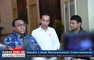 Presiden Jokowi, Presiden KSPSI, Presiden KSPI
