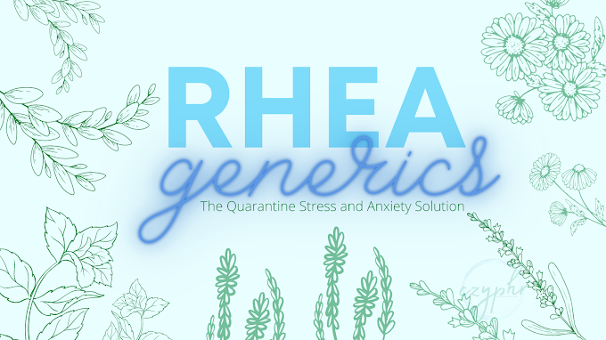 "Rhea Generics' Solution to ""Quarantine Stress"" 