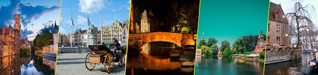 Bruges- Belgium