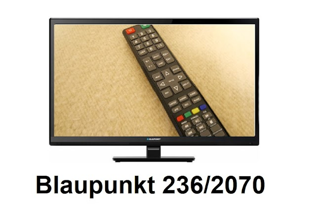 Blaupunkt 236/2070 23.6 inch LED HD TV 720p