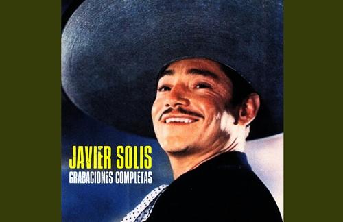 Cenizas | Javier Solis Lyrics