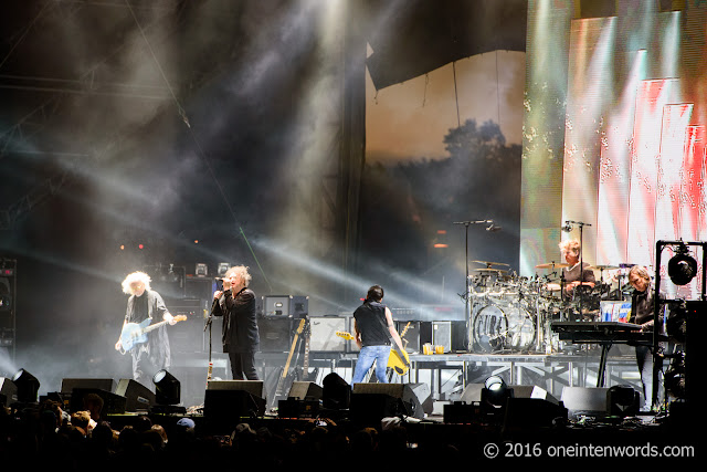 The Cure at Bestival Toronto 2016 Day 2 at Woodbine Park in Toronto June 12, 2016 Photo by John at One In Ten Words oneintenwords.com toronto indie alternative live music blog concert photography pictures