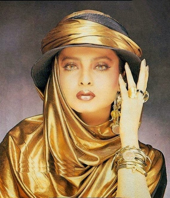 Are Rekha old bollywood actress consider, that