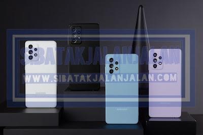 smartphone terbaik 2021 samsung galaxy a52