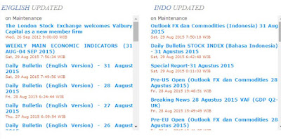 List of high impact forex news pdf