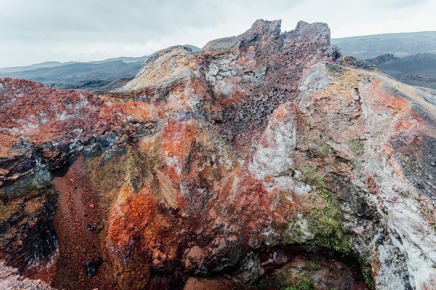 Вулкан Сьерра Негра на острове Исабела, Галапагосские острова