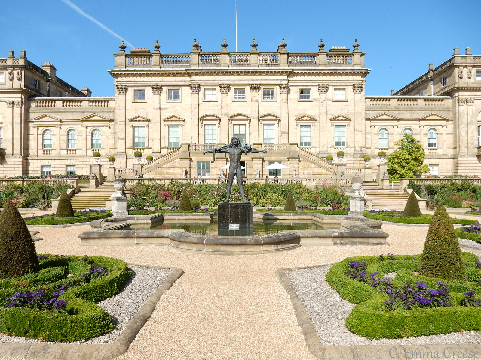 Harewood House, West Yorkshire – March Travel Linkup