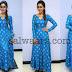 Shravya Rao Floor Length Salwar