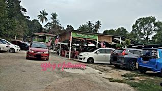 Warung Hijau Rojak Sotong | Warung Kampung Yang Ohsem!