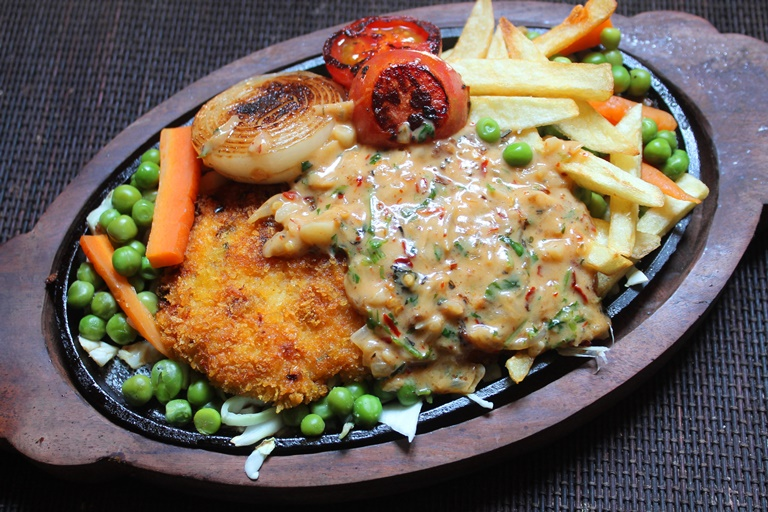 Chinese Chicken Sizzler Recipe