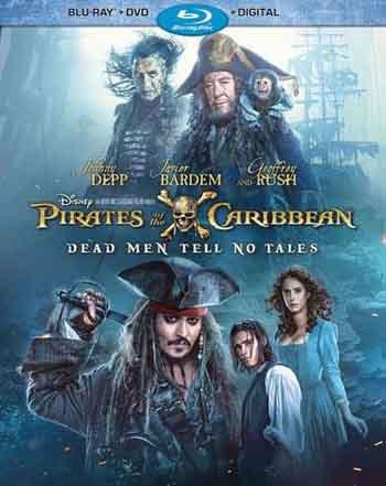 Pirates of the Caribbean 5 : On Stranger Tides 2017 300MB