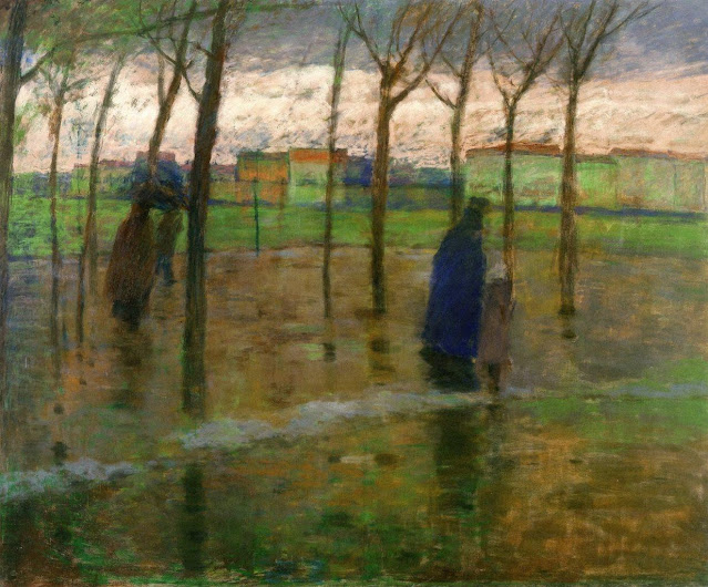 Antonin Slavicek - Rainy Evening