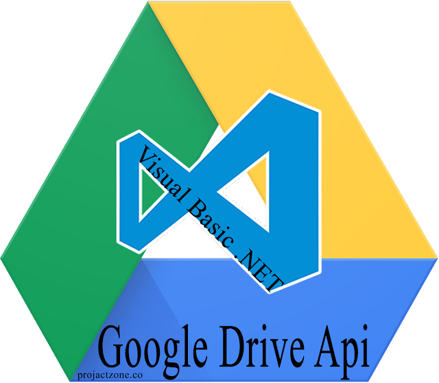 VB .NET Google Drive Api Source Code Example
