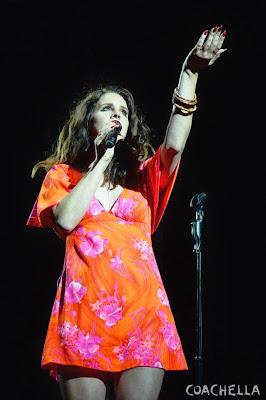 Coachella 2014 Lana Del Rey