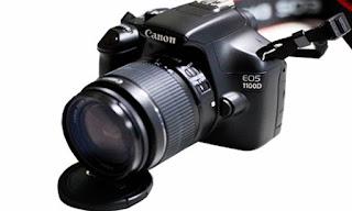 Harga dan Spesifikasi Kamera DSLR Canon 1100d Baru Lengkap Terbaru 2017