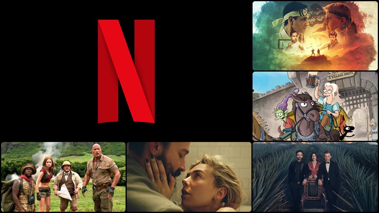 Confira as estreias de Janeiro na Netflix - Pipocando Noticias