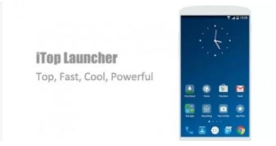 iTop Launcher – Top, Modern Prime 2.3