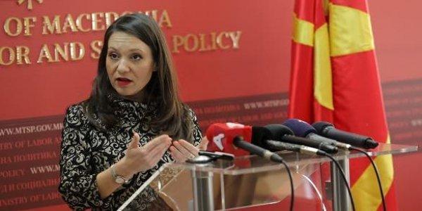 Σκόπια: Η βουλή απέπεμψε την υπουργό Εργασίας