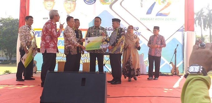 Walikota Bertekad Majukan Koperasi di Depok