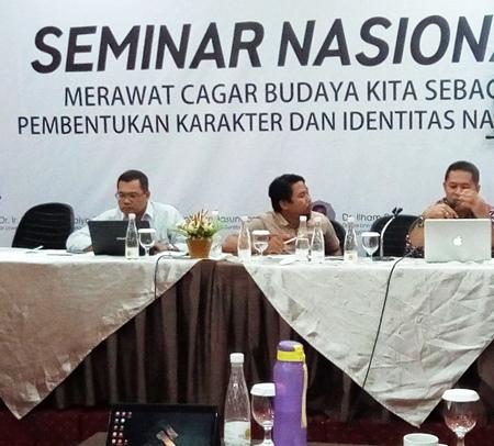 Seminar Nasional Cagar Budaya