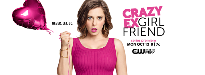 Los lunes seriefilos Crazy Ex Girlfriend