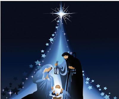 Imagem de Jesus, Maria e José