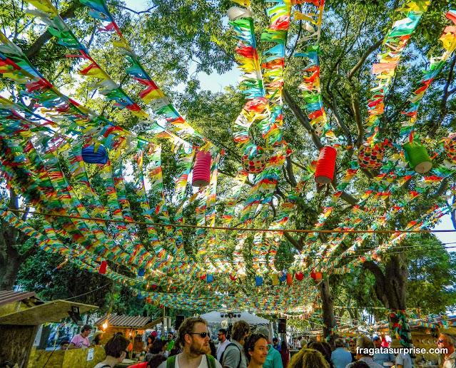 Festa de Santo Antônio em Lisboa, Bairro Alto