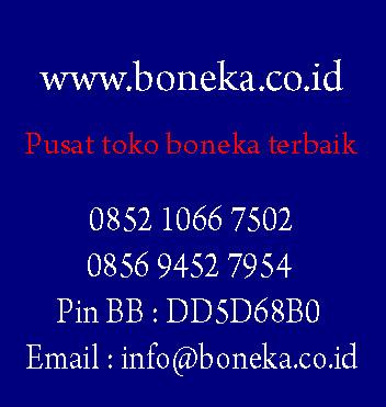 Harga Boneka Murah Pusat Toko Boneka online Grosir dan ecer  cd290f816f