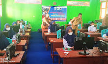 Asesmen Nasional Berbasis Komputer 2021  UPT SMP 2 Pangsid