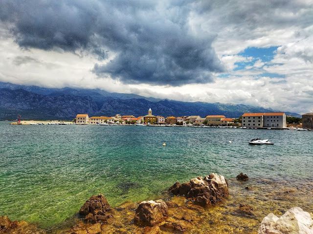 panorama miasteczka Vinjerac, okolice Zadaru, co zobaczyć