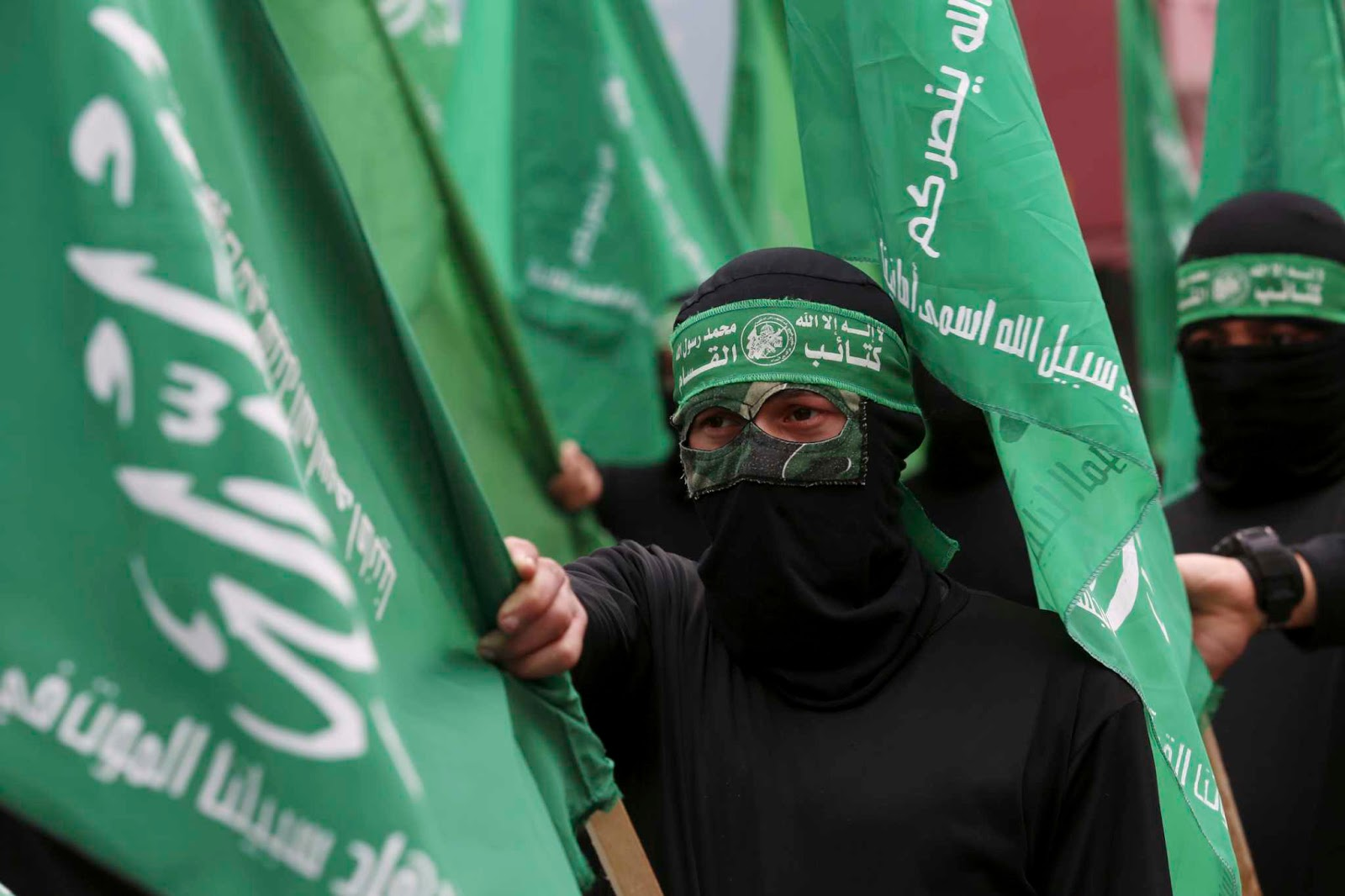 Israeli Army: Hamas Hackers Tried To Seduce Soldiers