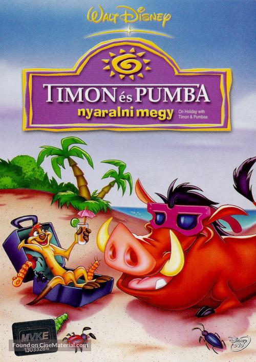 Timón y Pumba Serie Completa 720p Español Latino