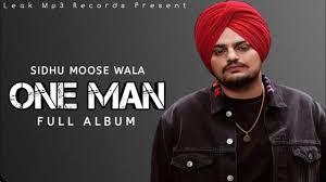 One Man Lyrics - Sidhu Moose Wala