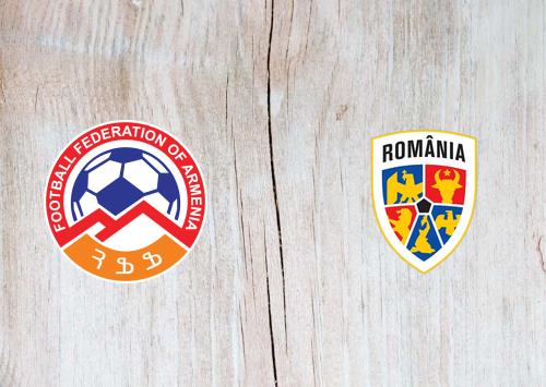 Armenia vs Romania -Highlights 31 March 2021