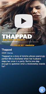 Download Thappad (2020) Full Movie